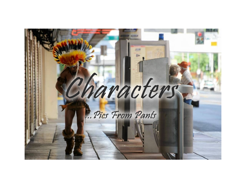 Enter Character Gallery